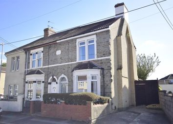 Thumbnail 2 bed end terrace house for sale in Middle Road, Bristol