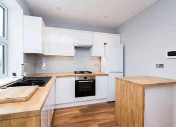 Thumbnail 1 bedroom flat to rent in Haydons Road, London
