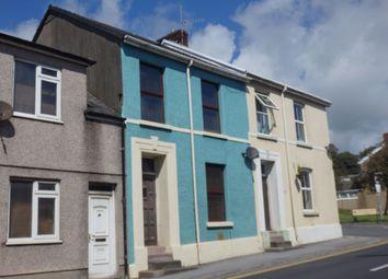 Thumbnail Terraced house for sale in Felinfoel Road, Llanelli
