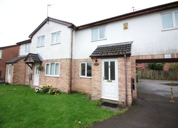 Thumbnail 2 bedroom end terrace house to rent in Bulrush Close, St. Mellons, Cardiff