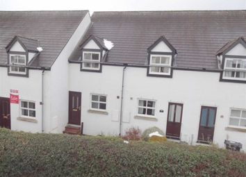 Thumbnail 2 bedroom terraced house for sale in 10, Tynllan Court, Castle Caereinion, Welshpool, Powys