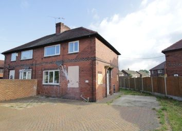 Thumbnail 3 bedroom semi-detached house for sale in Wood Lane, Castleford