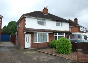 Thumbnail 2 bed semi-detached house for sale in Vincent Avenue, Spondon, Derby