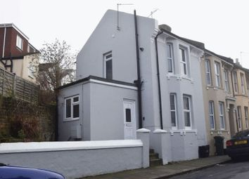 Thumbnail 2 bed end terrace house for sale in Luther Street, Hanover, Brighton