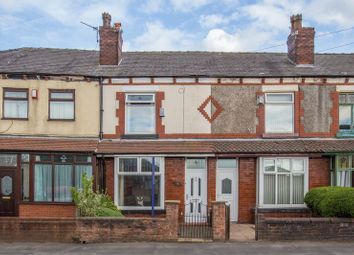 Thumbnail 2 bed terraced house for sale in Bickershaw Lane, Abram, Wigan