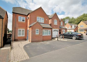 Thumbnail 3 bed detached house to rent in Bretby Hollow, Newhall, Swadlincote