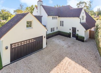 Macdonald Road, Lightwater GU18. 5 bed detached house for sale
