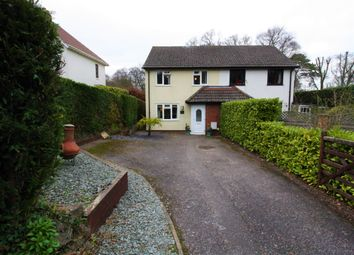 Thumbnail 3 bed semi-detached house for sale in Hillside, Bendarroch Road, West Hill, Ottery St. Mary