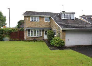 Thumbnail 4 bed detached house for sale in Pool Bank Close, Pool In Wharfedale, Otley