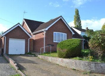 Thumbnail 3 bed detached bungalow for sale in Brook Lane, Needham, Harleston