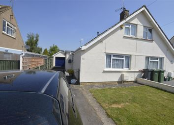 Thumbnail 2 bed semi-detached bungalow for sale in Ryelands Road, Stonehouse, Gloucestershire