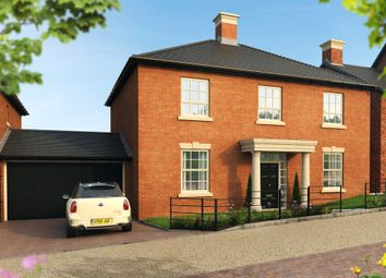 "Thumbnail 5 bed detached house for sale in ""The Dashworth "" at Pitt Road, Winchester"