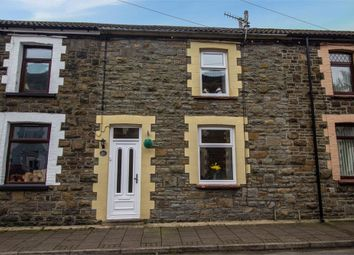 2 bed terraced house for sale in Taff Street, Blaenllechau, Ferndale, Mid Glamorgan CF43