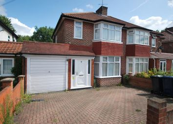 Thumbnail 3 bed semi-detached house to rent in Orchard Gate, Sudbury Town, Greenford