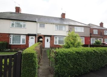 Thumbnail 3 bed terraced house to rent in Grange Road, Goole
