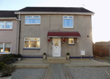 Thumbnail 3 bed end terrace house for sale in Glentore Quadrant, Airdrie