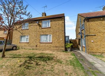 Thumbnail 2 bed semi-detached house for sale in Bearsted Close, Rainham, Gillingham, Kent