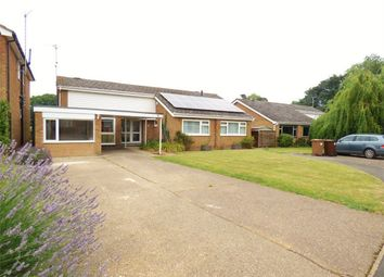 Thumbnail 4 bed detached bungalow for sale in Hardwick Court, Peterborough, Cambridgeshire
