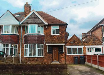 Thumbnail 3 bed semi-detached house for sale in Laurel Road, Handsworth, Birmingham