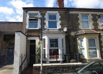 Thumbnail 3 bed end terrace house for sale in Alfred Street, Roath, Cardiff