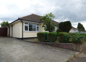 Thumbnail 2 bed bungalow to rent in Abbey Road, Billericay