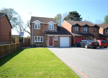 Thumbnail 4 bed detached house for sale in Marlborough View, Farnborough, Hampshire