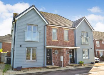 Thumbnail 3 bed semi-detached house for sale in Mainsail Lane, Gloucester
