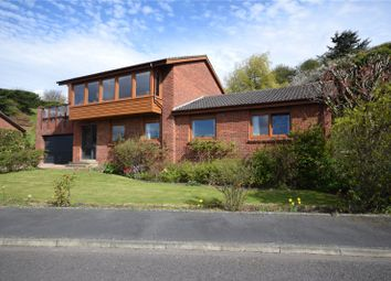 Thumbnail 4 bed detached house for sale in Charles Way, Limekilns, Dunfermline, Fife