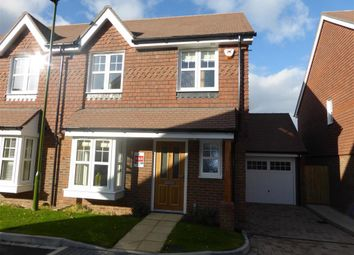 Thumbnail 3 bed property to rent in Horsham Road, Pease Pottage, Crawley