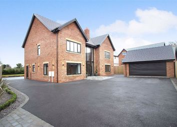 Thumbnail 6 bed detached house for sale in Meadowcroft Gardens, Whitestake, Preston