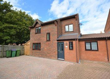 Thumbnail 5 bed link-detached house for sale in Fairfax Close, Cheriton, Folkestone
