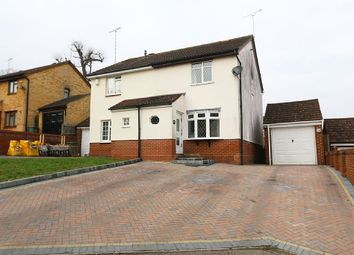 Thumbnail 3 bed semi-detached house for sale in Marlborough Way, Billericay, Essex