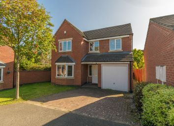 4 bed detached house for sale in Cork Lane, Leicester LE2