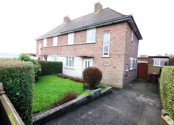 Thumbnail 3 bed semi-detached house to rent in Beauvale Drive, Ilkeston