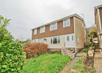 Thumbnail 3 bed semi-detached house for sale in Springfield Heights, Clandown, Radstock