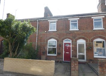 Thumbnail 3 bed terraced house for sale in Fair Close, Beccles