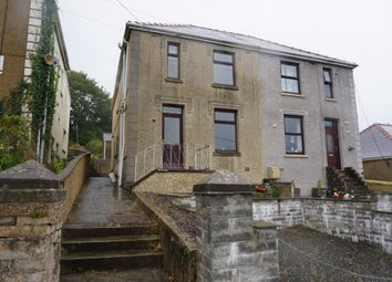 Thumbnail 3 bed semi-detached house for sale in Heol Y Felin, Pontyberem, Llanelli
