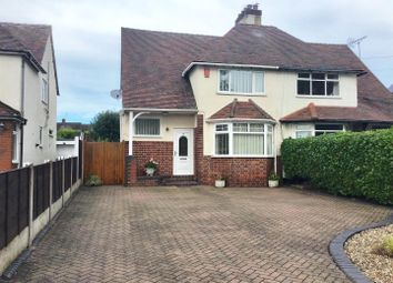 Thumbnail 3 bed semi-detached house for sale in Dartmouth Avenue, Cannock