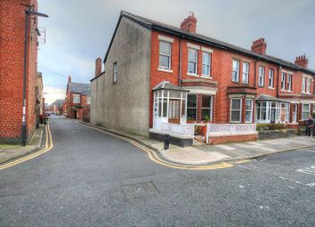 Thumbnail 4 bed end terrace house for sale in Cartington Terrace, Newcastle Upon Tyne