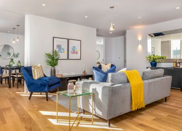 Thumbnail 2 bed flat for sale in Swains Lane, London