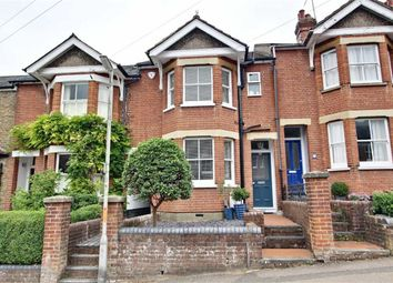 Thumbnail 3 bed terraced house for sale in Shrublands Avenue, Berkhamsted, Hertfordshire