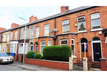 Thumbnail 2 bedroom terraced house for sale in Brighton Avenue, Reddish, Stockport