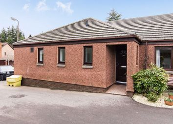 Thumbnail 2 bed bungalow for sale in 34A Larchfield Neuk, Balerno, Edinburgh