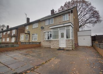 3 bed semi-detached house for sale in Hanslope Crescent, Nottingham NG8