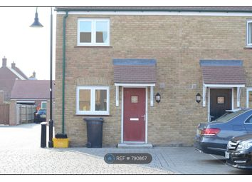 Thumbnail 2 bed semi-detached house to rent in Mattocks Path, Swindon