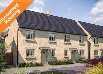 "Thumbnail 4 bed semi-detached house for sale in ""The Todenham"" at Todenham Road, Moreton-In-Marsh"