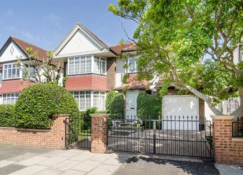 Thumbnail 6 bed detached house for sale in Audley Road, London