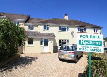 Thumbnail 4 bed terraced house for sale in Courtfield Close, West Hill, Ottery St. Mary
