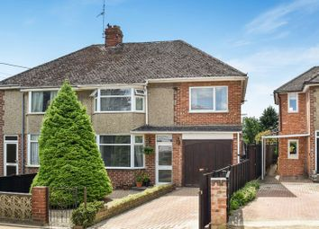 Thumbnail 3 bed semi-detached house for sale in Whitecross, Abingdon