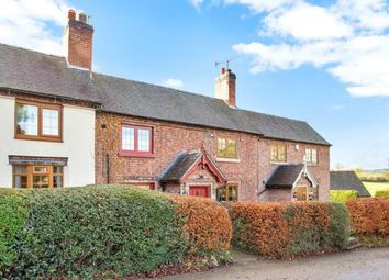 Thumbnail 5 bed end terrace house for sale in Clifton, Ashbourne, Derbyshire